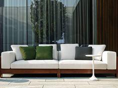 minotti outdoor sofa