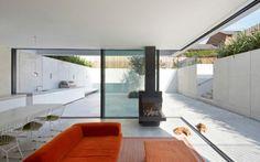 House tour: a minimalist home in London by De Matos Ryan - Vogue Living