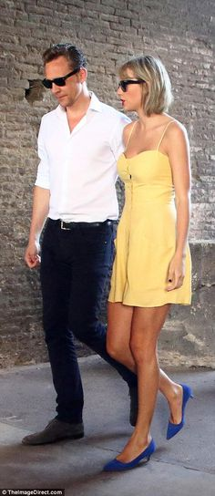 I never cared about Taylor's boyfriends but i hope this works. The are just so cute together <3
