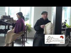 Representación por el día de la Mujer trabajadora de Boinas la Encartada Museoa 2013 de #Balmaseda, Bizkaia