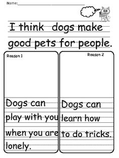 good topic for persuasive writing, which animal is the best pet?