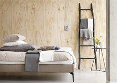 Inspiration für's Schlafzimmer: Steely von Möller Design | online kaufen im stilwerk shop | ab € 159,-
