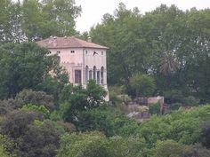 Italian Villas: Villa Lante al Gianicolo, Roma, Italy