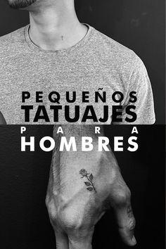 25 Excelentes pequeños tatuajes para hombresLeer >>> http://ttoo.co/s/VK329K