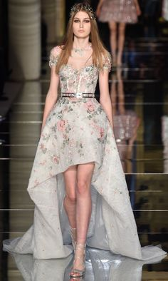 Zuhair Murad, spring 2016 Couture