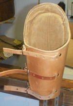 C Leatherworks - Welder Arm Guards