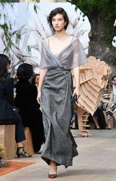 Christian Dior Couture Fall  runway - Gothic ~ Victorian ~ Federica ~ Emiliana ~