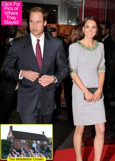[PICS] Prince William & Kate Middleton's One Year Anniversary