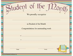 Junior Achievement Certificate Of Achievement Template - √ 20 Junior Achievement Certificate Of Achievement Template ™, Preschool Graduation Certificate Template Free Free Printable Certificate Templates, Graduation Certificate Template, Certificate Of Achievement Template, School Certificate, Award Certificates, Student Awards, Student Council, Student Of The Month, Honor Student