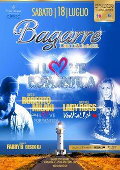 18 luglio - Bagarre discoteca