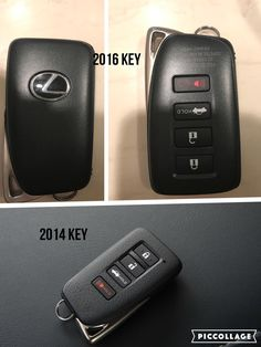 2016 IS key fob is cheap/plasticky looking when comparing to 2014 model. #Lexus #car #cars #LFA #Automotive #supergt #RCF