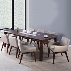 Stylish Design 8 Seater Dining Table Set Creative Decoration Seater Dining  Room Table Sets