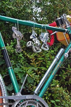 vintage cycling and bicycle derailleurs