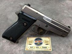 RARE Excellent #Browning BDA Sig Sauer 220 .45 Stainless   Victory Guns & Guitar Works, LLC