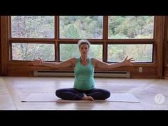 Prenatal Yoga Routine: Calm Interior (2nd Trimester) - YouTube Prenatal Pilates, 2nd Trimester, After Baby, Yoga Routine, Yoga Sequences, Happy Healthy, Pregnancy Tips, Asana, New Moms