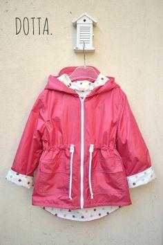 Pattern Tour: Spring Showers Jacket by Elegance & Elephants - dottasews.blogspot.com