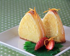 Sicilian Orange Cake | Easy Asian Recipes at RasaMalaysia.com