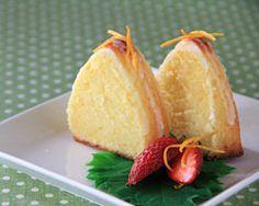 Sicilian Orange Cake | Easy Asian Recipes at RasaMalaysia.com