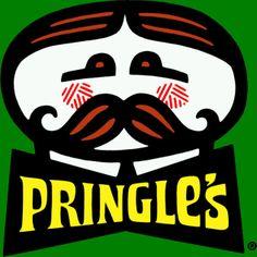 Pringles Mustache Dorritos Lays Fritos