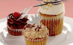 Chocolate vodka raspberry rock star cupcake Recipe by Food Network Kitchens