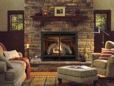 Heat & Glo | 8000CLX gas fireplace!! Awesome!!!!!