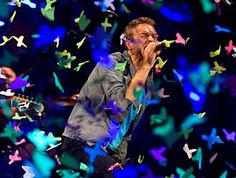 Coldplay, Torino 2012