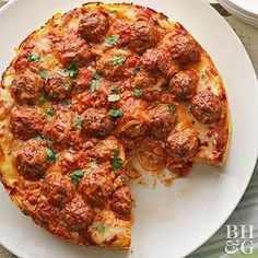 Tired of plain spaghetti and meatballs? Give them a makeover with this meatball pie! Perfect for dinner tonight, this recipe is a definite crowd-pleaser.