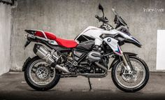 BMW R 1200 GS Iconic Lateral