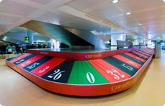 Casino Airport Ad