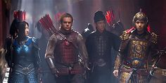The Great Wall isn't a good movie but it's fascinating example of China's new influence on Hollywood (it's propaganda) and a potential sign of things to come http://ift.tt/2m4euiC #timBeta