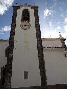 Campanario de la Iglesia de São Brás de Alportel