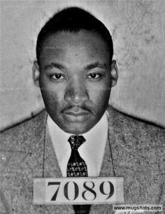 Rev. Martin Luther King Jr., Civil Rights Activist
