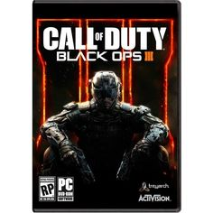 [ShopBMOB] Call Of Duty Black Ops III PC - R$49,99