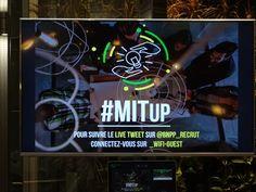 Mit'up Fintech Bnp Paribas   #Fintech #Disruption #Bnpparibas #BlochChain