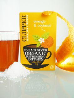 Clipper Orange & Coconut