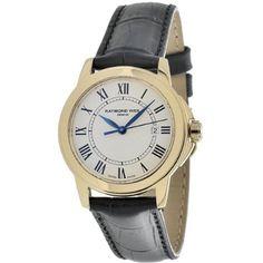 Raymond Weil Women's 5376-P-00300 Tradition Round Case Gold Tone Watch #RaymondWeil