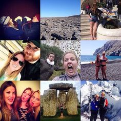 @saskqui made lots of #travel memories this year. The way it should be!    Keep them coming everyone! Tag your #2015bestnine travel posts with #travelcuts & we'll share. #studyabroad #spain #canada #newfriends #newyears #europe #stonehenge #iceland #santorini #cliffsofmoher #ireland #barcelona #gaudi #prague #mediterraneansteps #logroño #travelgram #igtravel by travelcuts