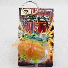 Dragonball Dragon Ball Z Cell Super Effect Mascot Figure Key Chain JAPAN ANIME MANGA