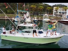 Check out our video highlights of the awesome Pelagic Rockstar Tournament held at the Marina Pez Vela, Costa Rica this past weekend and get the feeling of what is is like to be aboard a tournament winning boat such as GOOD DAY! #jackpotsportfishing