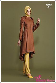 İşbilir Giyim Pardesü Modelleri