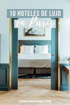 Los 10 mejores hoteles de París. Bathroom Lighting, Mirror, Furniture, Home Decor, Luxury Hotels, Restaurants, Stars, Bathroom Light Fittings, Bathroom Vanity Lighting