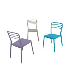 The colour option are unlimited in our durable Louvre Chair