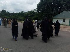 The Shiite Muslims in Nigeria, who are better known as The Islamic Movement in Nigeria (IMN) engaged in a protest demanding the release of t...