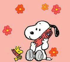 Snoopy calling!