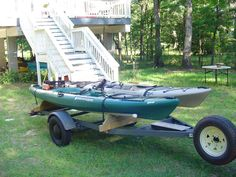 Let's see your Kayak trailer... - Georgia Outdoor News Forum