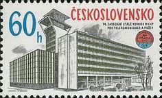 Poštovní známka Československo 0,60 Kčs
