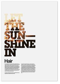 Let the sunshine in / marindsgn