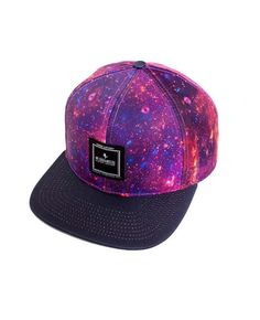 Nebula Snap Back - Rage On! - The World's Largest All-Over Print Online Retailer
