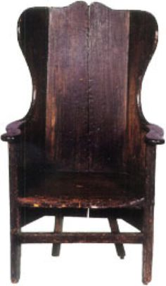 Attrayant The Evolution Of The Wingback Chair
