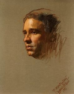 Bryant Gumbel- by Daniel Greene.